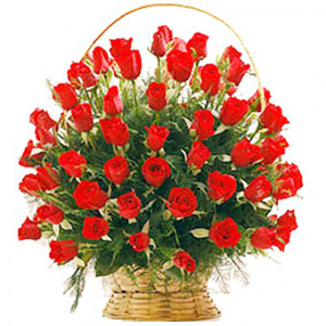 Valentine's Day Flowers to India