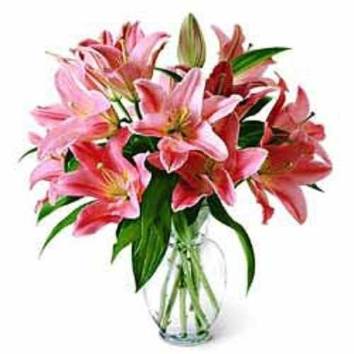 Send Flowers To Chennai Lilies Flower Delivery In Chennai