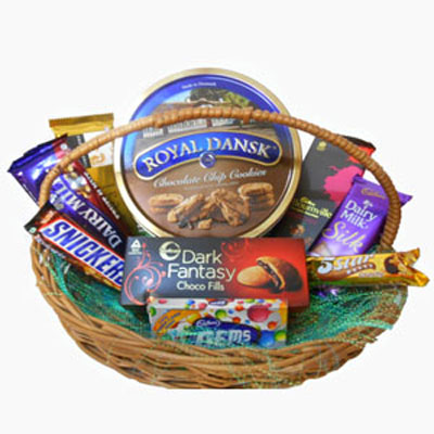 Online Valentine's Day Chocolates to India