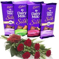 Send Valentine's Day Chocolates to India