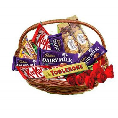 Valentine's Day Chocolates to India