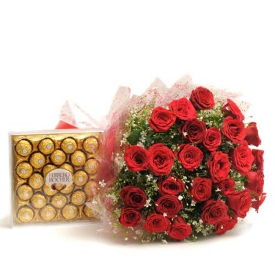 Gifts and Flowers to Chennai
