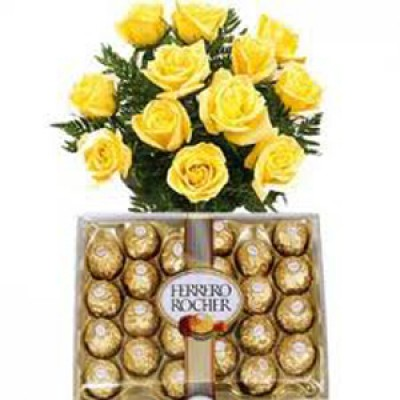 Deliver Online Flowers and Cakes to Chennai