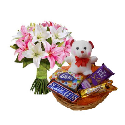 Online Gifts and Flowers to Chennai