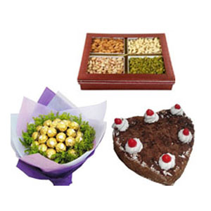 Same Day Delivery of Gifts and Flowers to Chennai