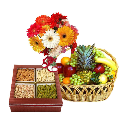 Deliver Flowers and Dryfruits to Chennai