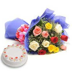 Deliver Mother's Day Flowers n Cakes to Chennai